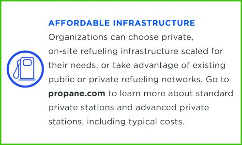 Affordable Infrastructure with AAG